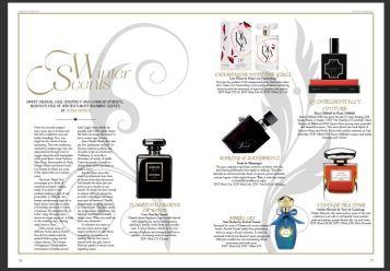 Murooj Magazine UK, beauty feature
