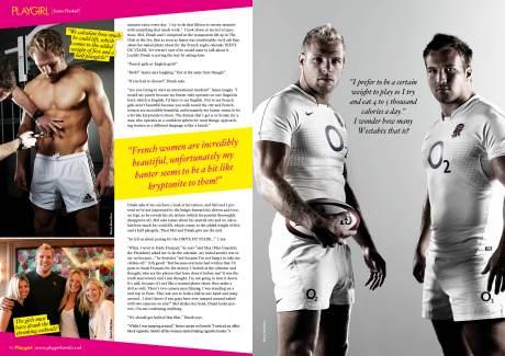 Playgirl Magazine UK