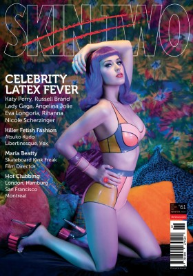 Skin Two Issue 61 featuring Katy Perry
