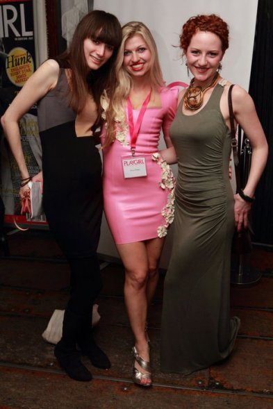 Playgirl UK Party with Danielle Shaw and Allie Moh