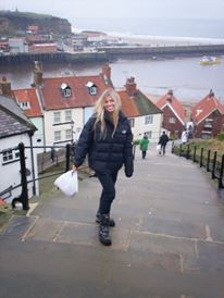 Yorkshire Writers Weekend Whitby Dracular visit